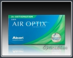 Торичні лінзи Air Optix for Astigmatism