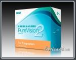 Торичні лінзи PureVision 2 for Astigmatism