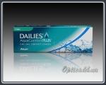 Торичні лінзи Dailies Aqua Comfort Plus Toric