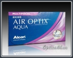 Мультифокальні лінзи AirOptix Aqua Multifocal