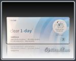 Контактні лінзи Clear 1-Day 30 шт
