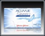 Торичні лінзи Acuvue Oasys for Astigmatism