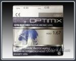 Фотохромные линзы Optimix 1.67
