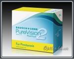 Мультифокальні лінзи PureVision 2 for Presbyopia